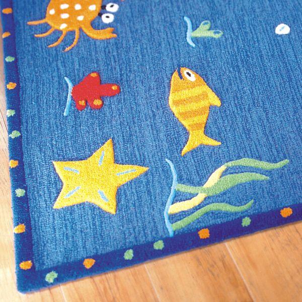 Παιδικό χαλί για παιδικό δωμάτιο