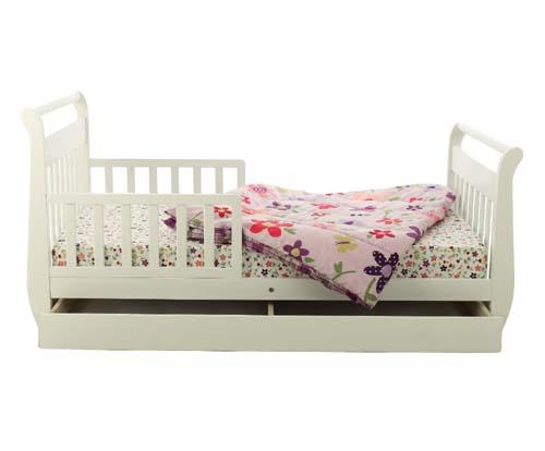 Παιδικό κρεβάτι με αποθηκευτικό χώρο