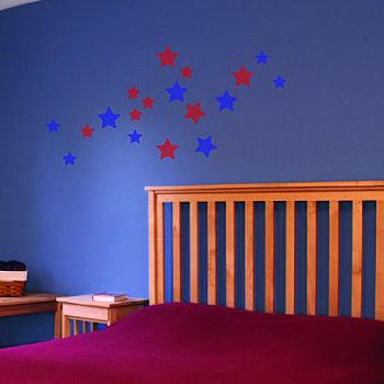 Αυτοκόλλητα για παιδικό δωμάτιο