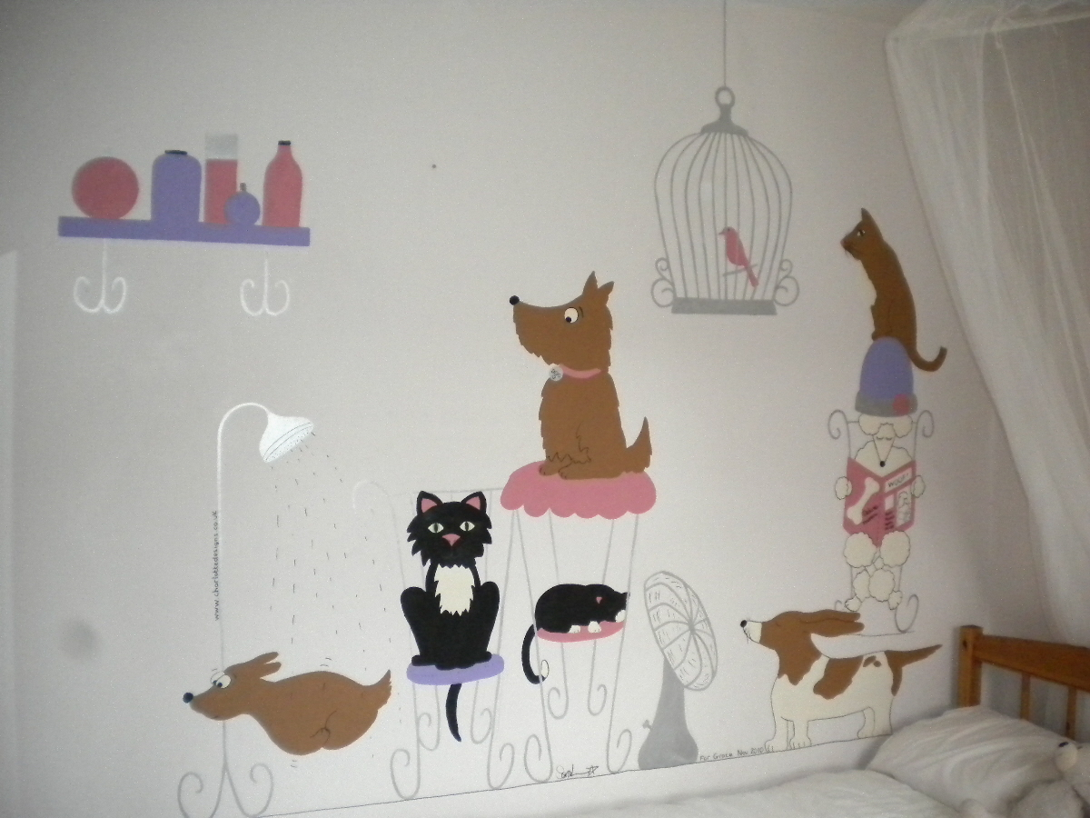 87776c68dcc Παιδικό δωμάτιο για κορίτσια με άποψη! - Διακόσμηση και Σπίτι