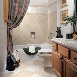 Διαμόρφωση διακόσμηση μπάνιου