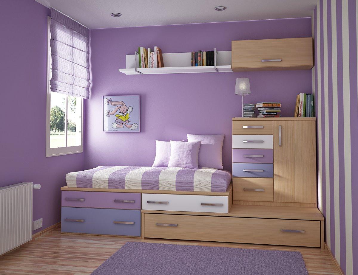 Παιδικό δωμάτιο feng shui - 1