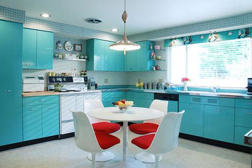 Χρώματα και κουζίνα 1