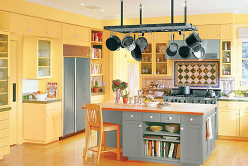 Χρώματα και κουζίνα 2