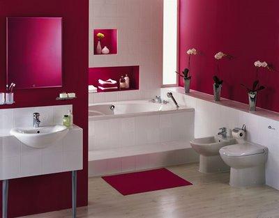 Laminate δάπεδα μπάνιου