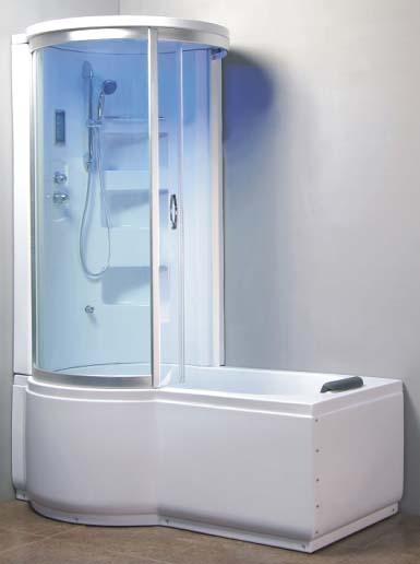 Ντουζιέρα Μπάνιου 1