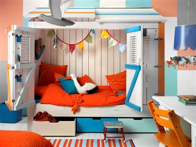 Παιδικό Κρεβάτι 1
