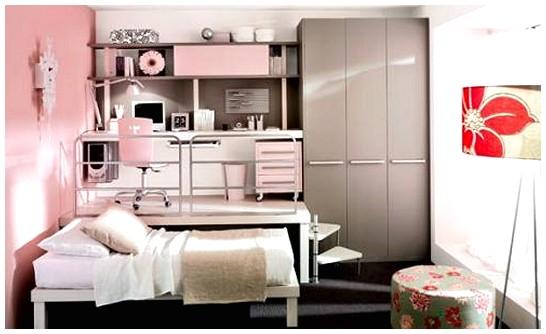 Υπνοδωμάτιο και γραφείο