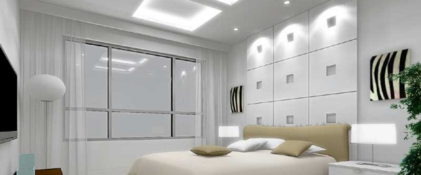 Φωτιστικά κρεβατοκάμαρας