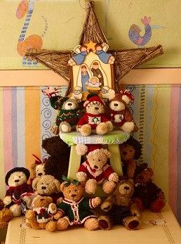 Χριστουγεννιάτικη Διακόσμηση Παιδικού 1