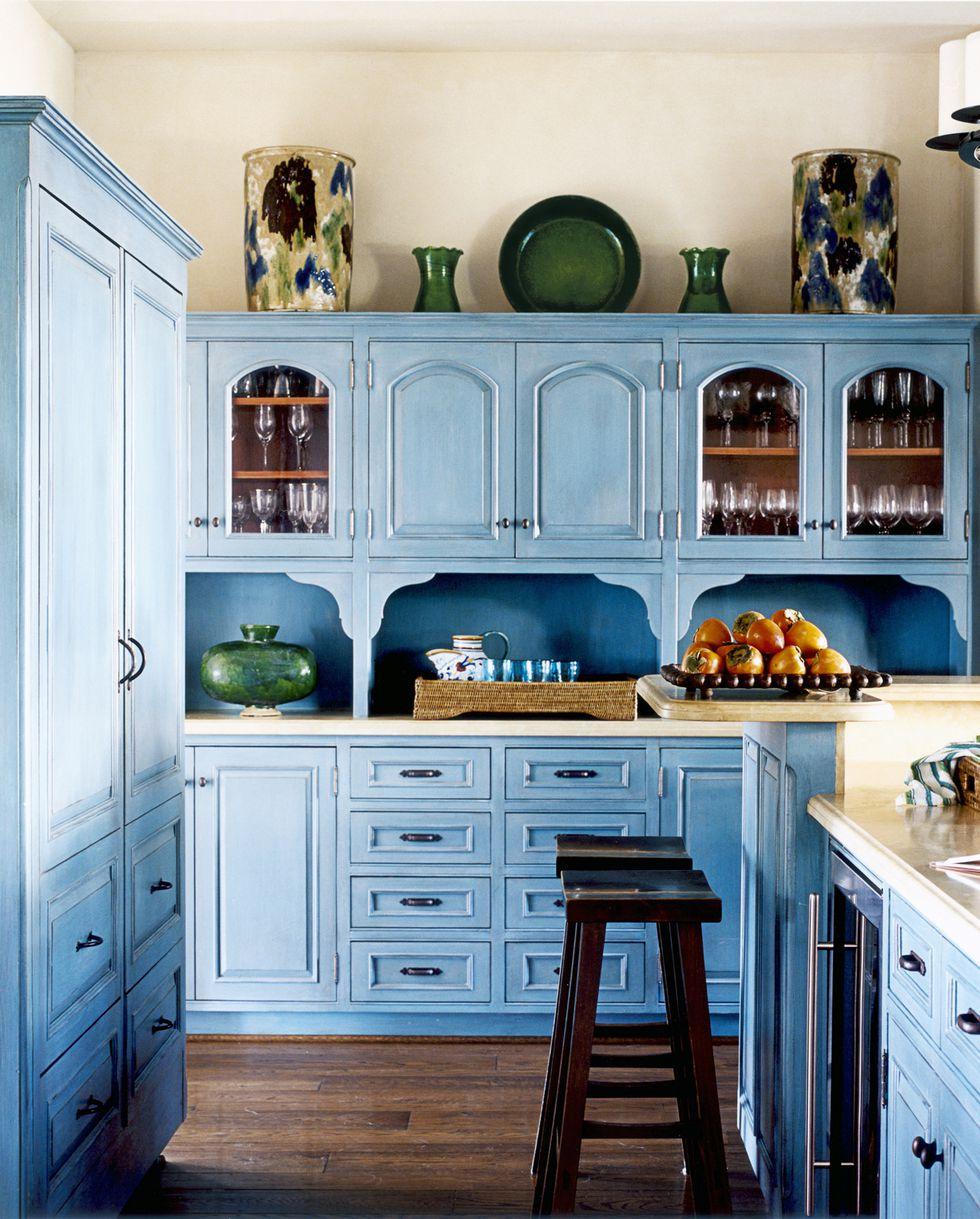 45 πρωτότυπες ιδέες για ντουλάπια κουζίνας Διακόσμηση και