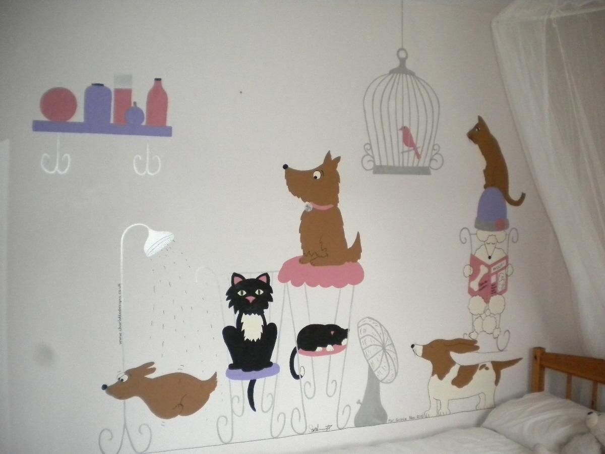 Αυτοκόλλητα για το παιδικό δωμάτιο